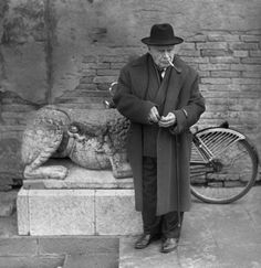 (Verona) from the [ Italy, 1957 ] series © Wojciech Plewiński * full feature / παρουσίαση