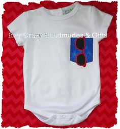 Baby Boy Gift -  Onsie - Personalized Applique