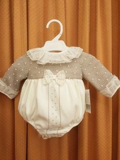 Pelele de bebé 302254 de Rosy Fuentes