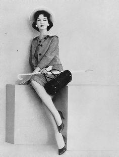 March Vogue 1958