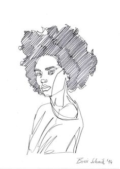 On Natural Beauty: I'm eager to embrace who I am, imperfections and all. I'd rather cringe at this unadorned face in the mirror than camouflage it | Sketch by Boris Schmitz