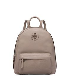 aac7f068642c Visit Tory Burch to shop for Leather Backpack and more Womens View All.  Find designer shoes