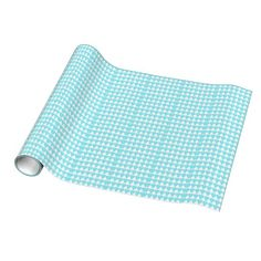 very cute #Tiffany Blue, Hearts gift wrapping paper