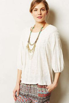 Anthropologie - Niamh Top