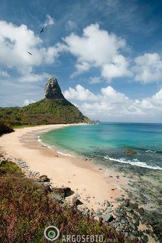 Conceicao Beach, Fernando de Noronha, Brazil