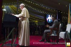 Noviembre 2015 - Viaje Papal a Africa