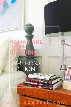 Girlboss Reads