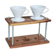 · Pour-Over Coffee Station Kit for Two ·