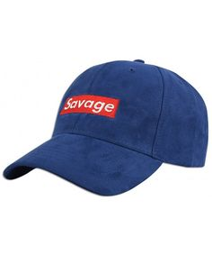 b6226c2d783c06 Savage Embroidered Dad Cap Hat Adjustable Polo Style Unconstructed  Polyester | Navy CH188AAMTAD
