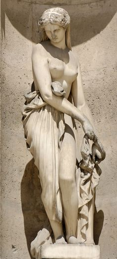 Campaspe Ottin cour Carree Louvre - Кампаспа — Википедия