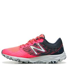 quality design 5d9bd 46213 New Balance Women s 690 V2 Trail Running Shoes (Pink Black) - 10.0 B