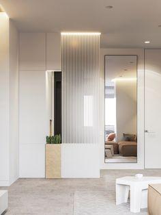 Interior design. Odessa, Ukraine. Small apartment near the seashore | M3 architectural group | #white #interior #design #architecture #m3 #apartment #furniture