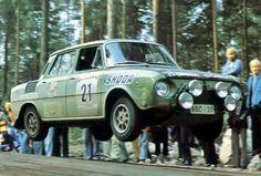 1973 - 1000 Lakes Rally - 120 S - Saaristo/Saaristo