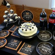 Male Birthday Party Ideas