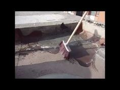Pegamento, sellador,impermabilisante de emergencia - YouTube Garden Tools, Youtube, Outdoor, Diy, Wood Ceilings, Cement, Household Tips, Useful Tips, Home Remodeling