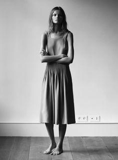 Magdalena Frackowiak   Russh Magazine   December 2014