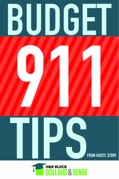 Budget 911 - Help! I Blew My Budget, Again by Kristl Story #budgeting #education