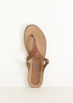 Humanoid Snuit Sandal (Sunset)