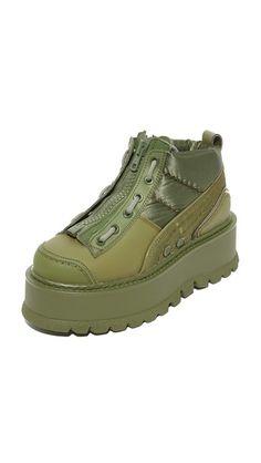 PUMA FENTY x PUMA Sneaker Zip Booties  de54006ab