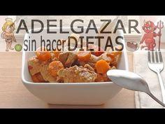 Estofado de pavo - Adelgazar sin hacer dietas   Recetas de cocina fáciles y sanas, rutinas de ejercicios, salud y tips
