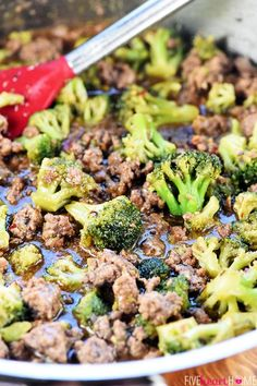 Quick Healthy Hamburger Meat Best Ground Beef Recipes Dinner Ideas With Ground Beef. 25 Easy Ground Beef Recipes That Are Great For Busy . Easy Ground Beef Recipes Over This Gal Cooks. Home and Family Hamburger Meat Recipes Ground, Brocolli Recipes, Healthy Hamburger, Healthy Meat Recipes, Beef Recipes For Dinner, Dinner Ideas Hamburger Meat, Keto Recipes, Ketogenic Recipes, Hamburgers