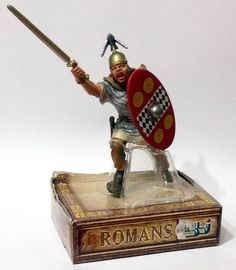 "Guerriero Celta (Roman Celt) della collezione ""Historical Romans"" (BBI) #Figures #AncientRome"
