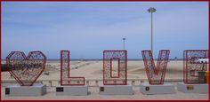 O Palhetas na Foz: O 'love coração' dos cadeados da praia e o 'zumba'...