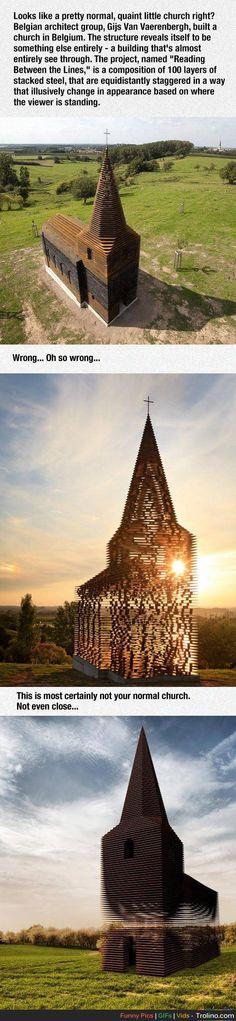 Church illusion