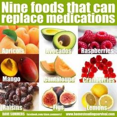 Health & nutrition tips: 9 foods that can replace medications Healthy Fruits, Healthy Foods To Eat, Fruits And Veggies, Get Healthy, Healthy Tips, Healthy Snacks, Healthy Recipes, Juicing Vegetables, Fruit Recipes