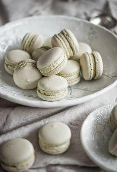 simmer & boyle: Matcharons