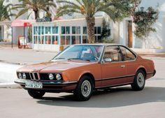 1976 BMW 630CS