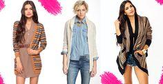 Cardiganul, Piesa Vestimentara Ce Da Stil Tinutei Tale! Kimono Top, Tops, Women, Fashion, Moda, Fashion Styles, Fashion Illustrations, Woman