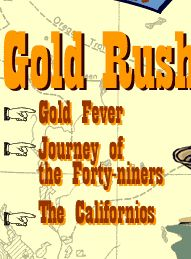 PBS KIDS GO! Has great resources. This one is on the California Gold Rush