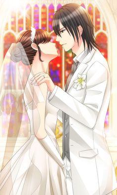 Seduced in the sleepless city - Ryoichi Anime Couples Manga, Anime Manga, Fire Emblem Azura, Voltage Games, Dating Sim Game, Clannad, Romance And Love, Couple Cartoon, Royals