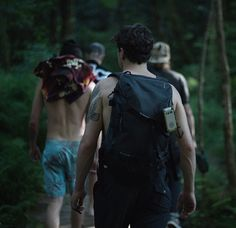 """""""Gentleman, let's move out! We've got men and women to impress!"""" Nathan finishes his speech, fist pumping the air. A loud cheer rings throughout the group of guys and they follow him into the woods. They're all idiots. I roll my eyes and shake my head but trail after them anyway. How is this guy my best friend again?"""