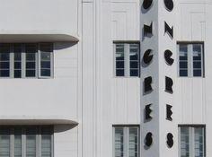 Miami Beach: Congress Hotel on Ocean Drive, South Beach (Miami Beach, Florida) Hotels in Ocean Drive!