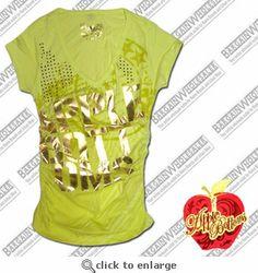 #WholesaleAppleBottoms #LadiesTops 6 pieces prepack * $75.00