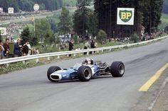 Jackie Stewart, Matra a Gran Premio del Belgio - Formula 1 Foto F1 Racing, Racing Team, Road Racing, Sport Cars, Race Cars, Jochen Rindt, Course Automobile, Jackie Stewart, Belgian Grand Prix