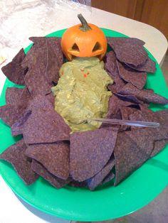 Spooky Halloween Treats - Puking Pumpkin