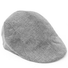 Fashion Linen Beret Soft Breathable Pure Color Unisex  #toy #toys #jewelry #golf #gift #wood #gifts #equipment #tiger