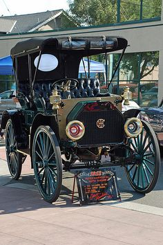 1912 International Auto Wagon | by F R Childers Photography