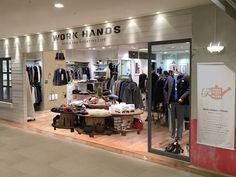ルミネ池袋(豊島区西池袋1)に3月1日、東急ハンズとBEAMSのコラボのライフスタイルショップ「WORK HANDS (ワークハンズ)」が期間限定でオープンした。
