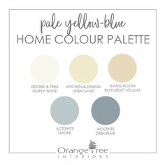 Need help with picking paint colours? My online service can recommend the best paint colours for your home. Whether you are building a new home or renovating an existing one, I can help you with your paint selections. New Paint Colors, Favorite Paint Colors, Minimalist Interior, Minimalist Decor, Minimalist Bedroom, Modern Minimalist, Transitional Living Rooms, Transitional Style, Mode Orange