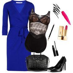 """Triumph Beauty Sensation Bodydress"" by queenvivv on Polyvore"