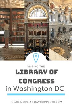 Tips for Visiting the Library of Congress in Washington DC - DayTripper British History, American History, Us Capitol, Library Room, Local Library, Capitol Building, Road Trip Hacks, National Archives