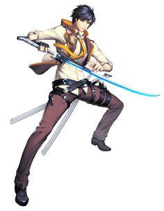 Masato, Alt Avatar Skin from Chaos Heroes Online