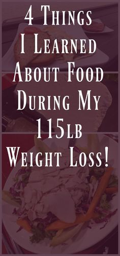Do you know why you eat the foods that you do? You will learn a lot of things during your weight loss journey, including the answers to this question.