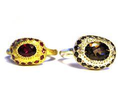 Victorian and Georgian rings | Katherine Bowman