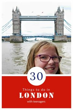 30 things to do in London England with teenagers. London | England | Europe | family travel | travel with teenagers | London Eye | things to do in London | London attractions | London sites | London things to see | Heathrow airport | London Euston | via @wyldfamtravel
