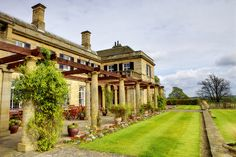 The grounds at Kirkley Hall are the perfect setting to study horticulture English Manor Houses, Big Houses, Horticulture, Wedding Venues, Mansions, House Styles, Castles, Places, Study